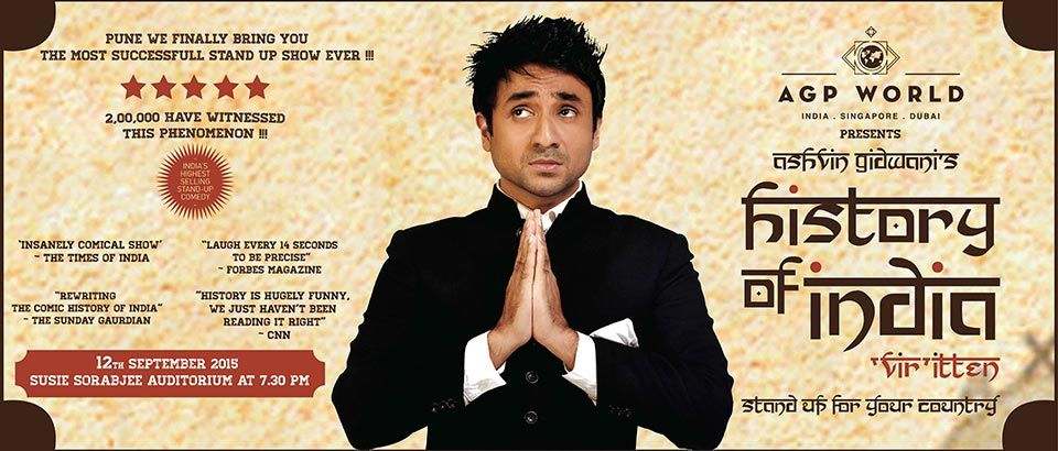 History of India - VIRitten feat. Vir Das  in