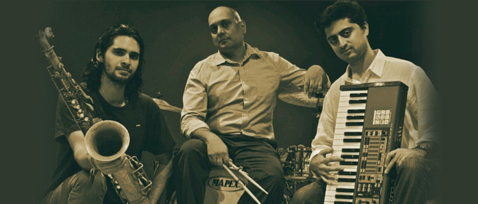 BFlat presents Sharik Hasan Jazz Organ Trio  in