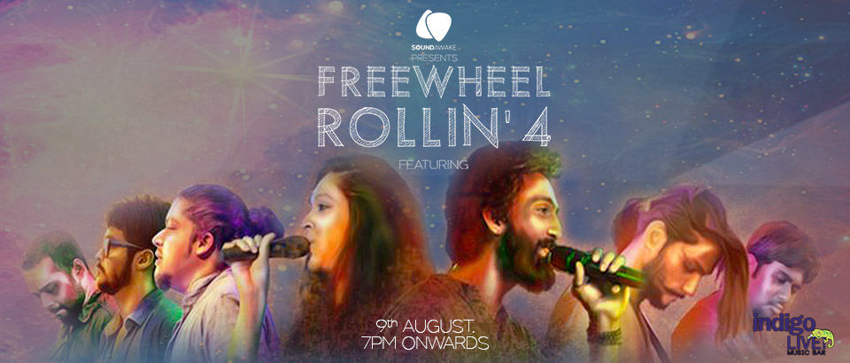 Freewheel Rollin' 4  in Bengaluru