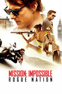 Mission: Impossible - Rogue Nation (U/A) Trailer