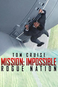 Mission: Impossible - Rogue Nation(3D)  Trailer