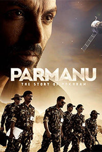Parmanu: The Story of Pokhran (U)