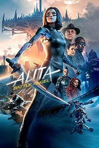 Alita: Battle Angel (Hindi)