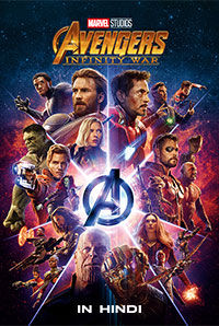 Avengers: Infinity War Re-Release (Hindi) (U/A)