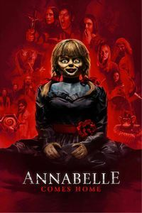 Annabelle Comes Home (Tamil)