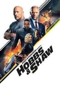 Hobbs and Shaw (3D)