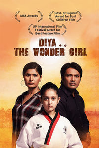 Diya . . The Wonder Girl