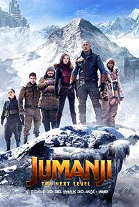 Jumanji: The Next Level (4DX)