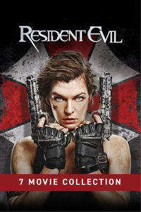 Resident Evil 7 Movie Collection