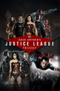 Justice League 3-Film Collection