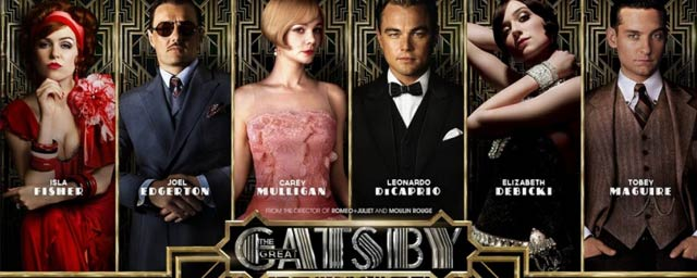 The Great Gatsby (3D) (A) Movie Tickets