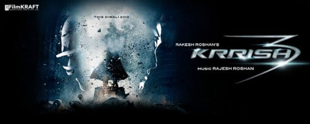 Krrish 3 (U) Movie Tickets