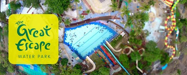 the great escape water park mumbai event tickets bookmyshow