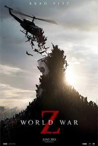 World War Z (3D English) (U/A)