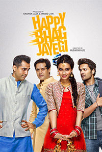 Happy Bhag Jayegi (U)