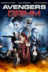 Avengers Grimm (Hindi) (U/A)