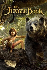 The Jungle Book (3D Tamil) (U/A)