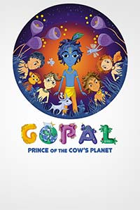 Gopal,Prince of Cow`s Planet