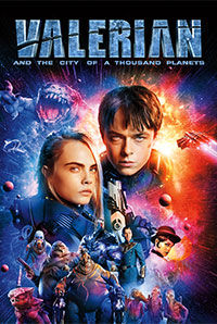 Valerian and the City of a Thousand Planets (3D) (U/A)