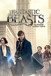 Fantastic Beasts And Where To Find Them (U/A)