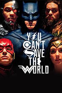 Justice League (IMAX 3D) (U/A)
