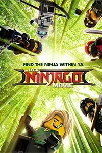The Lego Ninjago Movie (3D) (U/A)