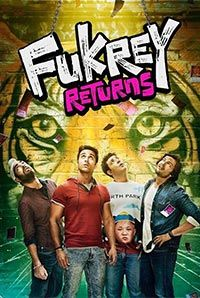 Fukrey Returns (U/A)