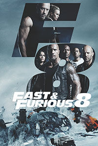 Fast And Furious 8 (Hindi) (U/A)