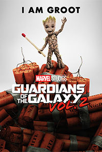 Guardians of the Galaxy Vol. 2 (3D Hindi) (U/A)