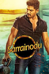Sarrainodu (Hindi) (U/A)