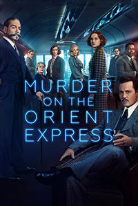 Murder on the Orient Express (U/A)