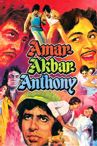 Amar Akbar Anthony (U)