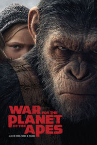 War for the Planet of the Apes (3D Telugu) (U/A)