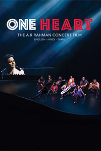 One Heart: The A.R. Rahman Concert Film (U)