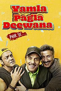 Yamla Pagla Deewana Phir Se (U/A)