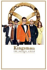 Kingsman: The Golden Circle (3D Hindi) (A)