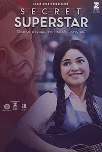 Secret Superstar (Exclusively for Women) (U/A)