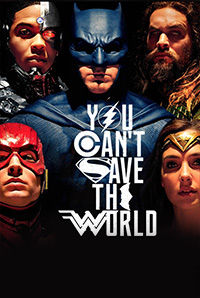Justice League (3D Hindi) (U/A)