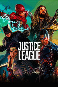 Justice League (Telugu) (U/A)