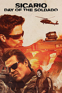 Sicario: Day of the Soldado (A)