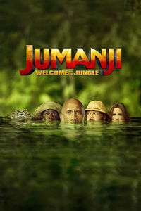 Jumanji: Welcome To The Jungle (3D) (U/A)