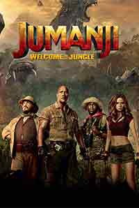 Jumanji: Welcome To The Jungle (3D Hindi) (U/A)