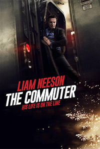 The Commuter (IMAX 2D) (U/A)