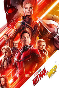 Ant-Man and the Wasp (U/A)