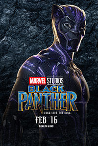 Black Panther (Hindi) (U/A)