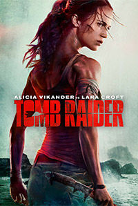 Tomb Raider (3D) (4DX) (U/A)