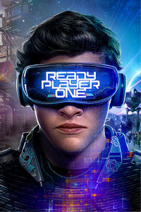 Ready Player One (3D) (U/A)