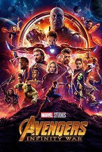 Avengers: Infinity War (3D Hindi) (U/A)