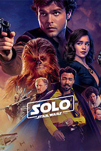 Solo: A Star Wars Story (3D) (4DX) (U/A)