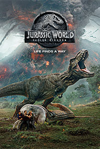 Jurassic World: Fallen Kingdom (2D) (4DX) (U/A)